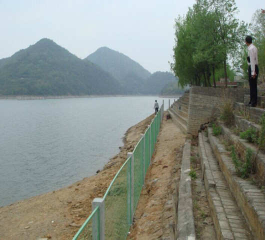 江夏游泳场地护栏